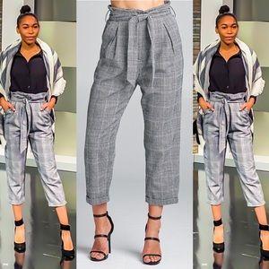 Paper Bag Trousers